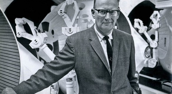 "Surely the ""C"" in Arthur C. Clarke stood for ""cool"""
